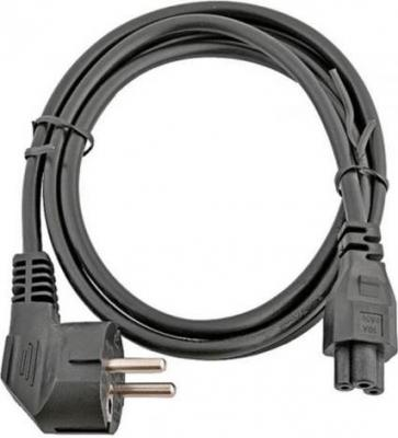 Кабель питания для ноутбуков 3pin 3м 10А Gembird PC-186-ML12-3M с заземлением кабель питания для ноутбуков аудио видео техники gembird pc 184 2 1 8м 1 8м