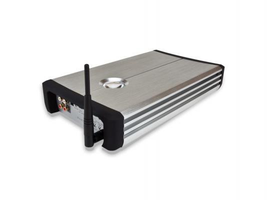 Усилитель звука Kicx BTA 80.4 4-канальный 4x80 Вт