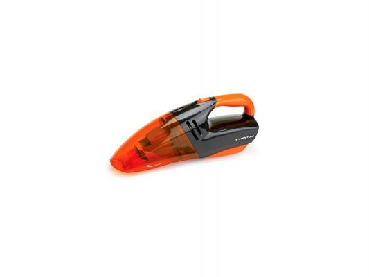 Автомобильный пылесос Phantom РН2001 без мешка сухая уборка 100Вт белый/голубой