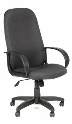 Кресло Chairman 279 JP15-1 черно-серый 1138104 компьютерное кресло chairman game 8 черно синий
