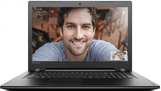 Ноутбук Lenovo IdeaPad 300-17ISK 17.3 1600x900 Intel Core i5-6200U 80QH0000RK
