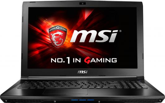 """Ноутбук MSI GL62 6QD-009XRU 15.6"""" 1366x768 Intel Core i5-6300HQ 9S7-16J612-009"""