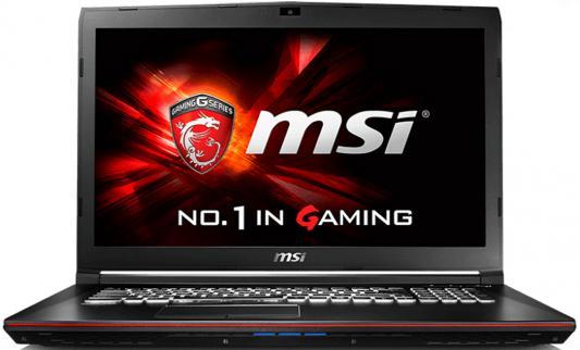 Ноутбук MSI GP72 6QF-273RU (9S7-179553-273) ноутбук msi gs63vr 7rf 409ru 9s7 16k212 409 9s7 16k212 409