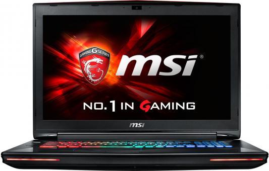 Ноутбук MSI GT72 6QD-844RU (9S7-178211-844) ноутбук msi gs63vr 7rf 409ru 9s7 16k212 409 9s7 16k212 409