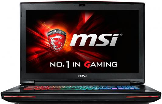 "Ноутбук MSI GT72S 6QE-829XRU 17.3"" 1920x1080 Intel Core i7-6700HQ"