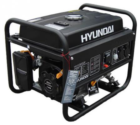 Генератор Hyundai HHY 3000FE 7 л.с бензиновый