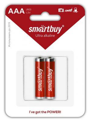 Батарейки Smartbuy SBBA-3A02B AAA 2 шт