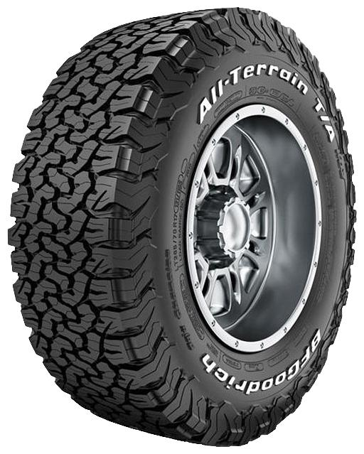Шина BFGoodrich All Terrain T/A KO2 LT265/75 R16C 119/116R 265/75 R16C 119R acq63 75 airtac type aluminum alloy thin cylinder all new acq63 75 series 63mm bore 75mm stroke