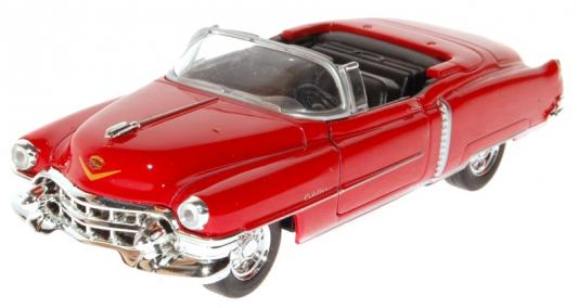 Автомобиль Welly Cadillac Eldorado 1953 1:34-39 красный