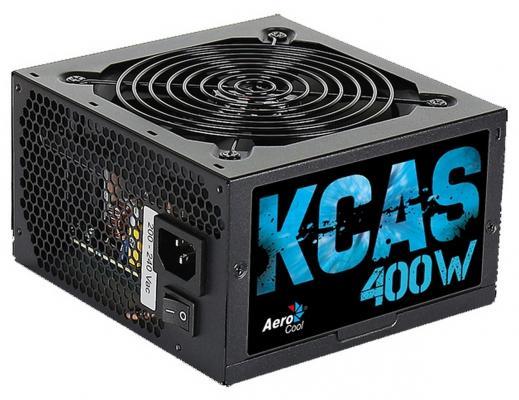 БП ATX 400 Вт Aerocool KCAS-400W блок питания atx 400 вт aerocool kcas 400w