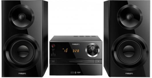 Микросистема Philips BTM2360/12 черный