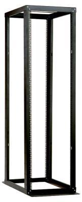 Стойка телекоммуникационная серверная 42U ЦМО СТК-С-42.2.1000-9005 1000 мм