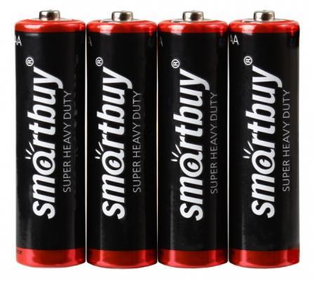 Батарейки Smartbuy SBBZ-2A04S AA 4 шт