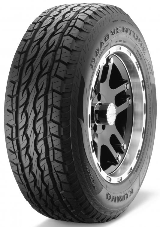 Шина Kumho Road Venture SAT KL61 265/65 R17 110S летняя шина cordiant road runner ps 1 185 65 r14 86h