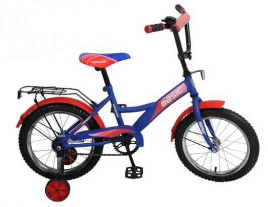 Велосипед Навигатор Basic KITE-тип 16д ВН16104 сине-красный