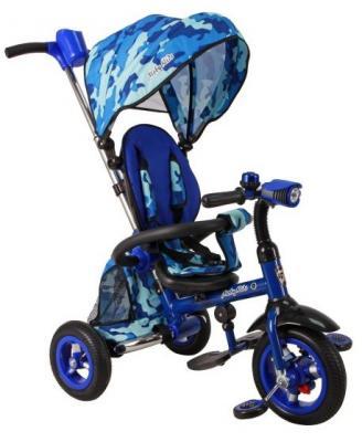Велосипед Moby Kids Junior-2 синий T300-2Army