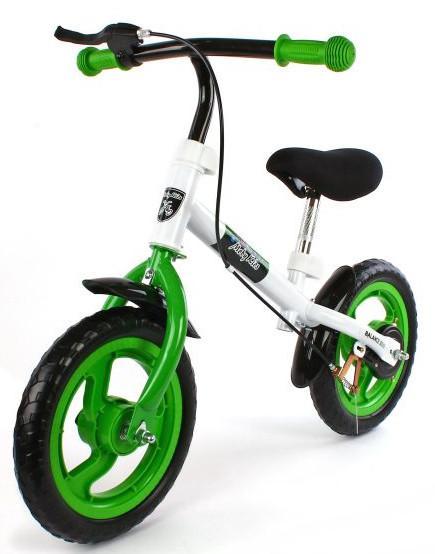 Беговел Moby Kids 64622 зеленый