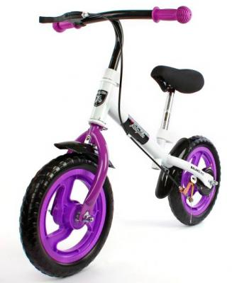 Беговел Moby Kids 64624 фиолетовый