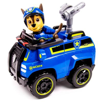 Игровой набор Paw Patrol Машинка спасателя и щенок Маршал 20064339