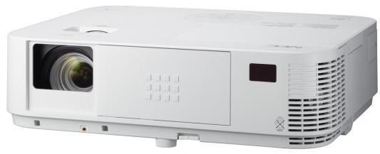 Фото - Проектор NEC M403H/G 1920х1080 4000 люмен 10000:1 белый проектор acer pd1520i 1920х1080 2000 люмен 1000000 1 белый mr jr411 001