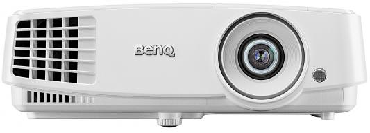Проектор BenQ MW571 DLP 1280x800 3200 ANSI Lm 13000:1 VGA HDMI S-Video RS-232 USB 9H.JEM77.13E проектор benq mw526e dlp 1280x800 3200 ansi lm 13000 1 2xvga hdmi s video rs 232 9h jd977 33e