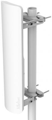 Точка доступа MikroTik mANTBox 19s 19dbi 802.11n 5ГГц RB921GS-5HPacD-19S точка доступа mikrotik rb921gs 5hpacd 19s mantbox 19s with 19dbi 5ghz 120 degree sector antenna dual chain 802 11ac wireless 720mhz cpu 128mb ram