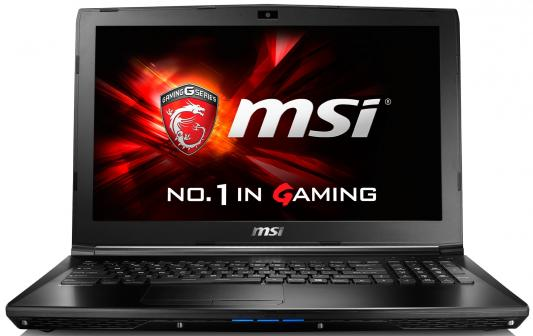 """Ноутбук MSI GL62 6QD-006RU 15.6"""" 1920x1080 Intel Core i7-6700HQ 9S7-16J612-006"""
