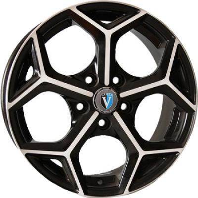 Литой диск Venti 1704 7x17/5x114.3 D60.1 ЕТ45 BD - фото 8