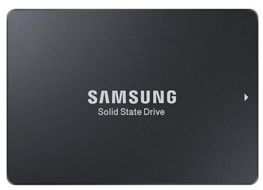 "SSD Твердотельный накопитель 2.5"" 240Gb Samsung SM863 Read 520Mb/s Write 485Mb/s SATA III MZ-7KM240E"
