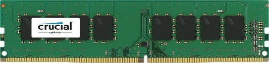 Оперативная память 16Gb PC4-17000 2133MHz DDR4 DIMM Crucial CT16G4DFD8213