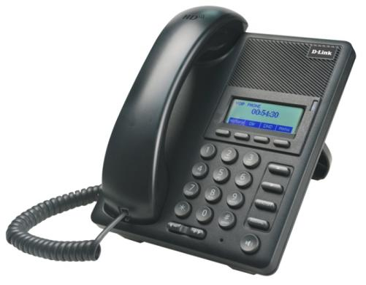 Телефон IP D-Link DPH-120SE/F1A