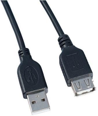 Кабель USB 2.0 AM-AF 0.5м Perfeo U4501