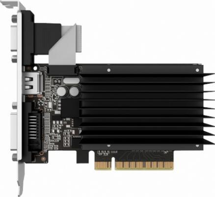 Видеокарта 1024Mb Palit GeForce GT730 PCI-E DDR3 64bit OEM