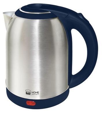 Чайник HOME ELEMENT HE-KT155 1800 Вт синий металлик 2 л металл