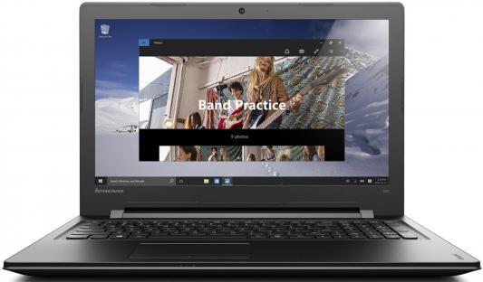"Ноутбук Lenovo IdeaPad 300-15IBR 15.6"" 1366x768 Intel Pentium-N3700 80M300DSRK"