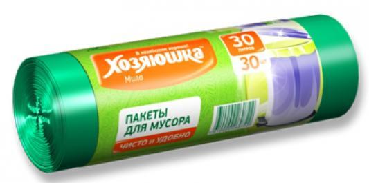 Пакеты для мусора Хозяюшка Мила 07002