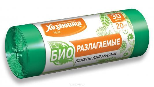 Пакеты для мусора Хозяюшка Мила 07025 хозяюшка мила насадка для швабры флеттер м 07