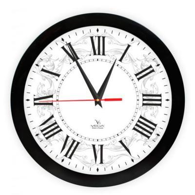Часы настенные Вега П 1-6/7-277 вега вега п 6 7 7