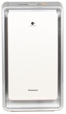 Климатический комплекс Panasonic F-VXL40R-S очиститель воздуха с увлажнением 43Вт 30м2 1.6л серебристый