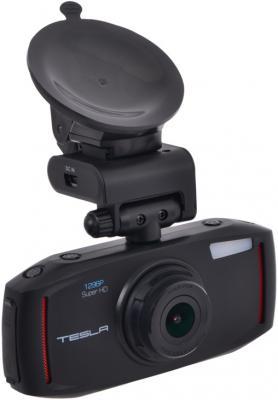 "Видеорегистратор Tesla RoverEye A7 2.7 Ambarella 2.7"" 1920x1080 4Mp 170° microSD microSDHC датчик движения HDMI черный"
