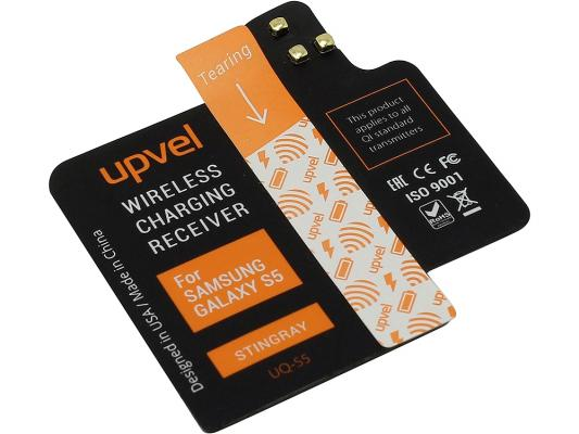 Беспроводное зарядное устройство Upvel Upvel UQ-S5 0,5 А черный