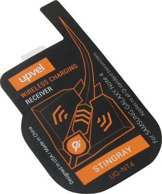 Беспроводное зарядное устройство Upvel UQ-NT4 0,5 А черный