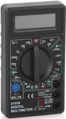 Мультиметр Ресанта ТЕК DT 838 мультиметр тек dt 9208a