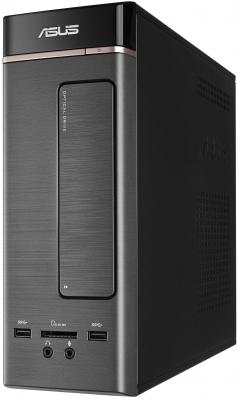 Системный блок ASUS K20CD-RU014T i3-6100 3.7GHz 4Gb 1Tb Intel HD DVD-RW Win10 клавиатура мышь черный 90PD01N1-M01760