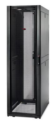 ���� APC NetShelter SX 48U 600��x1070�� Deep Enclosure with Sides ����� RAL7035