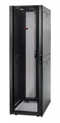 Шкаф APC NetShelter SX 42U 600ммx1070мм Deep Enclosure with Sides серый RAL7035