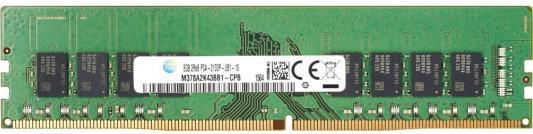 Оперативная память для ноутбуков SO-DDR4 8Gb PC4-17000 2133MHz HP T7B77AA