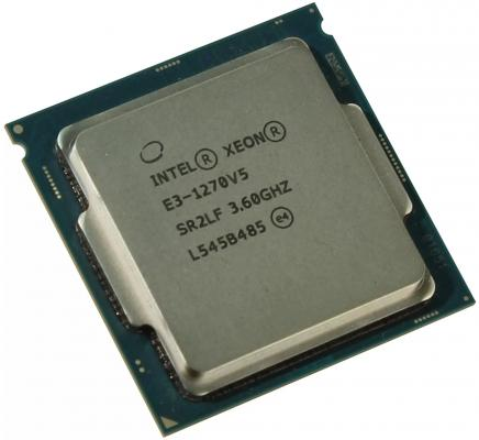 Процессор Dell Intel Xeon E3-1270v5 3.6GHz 8M 4C 80W 338-BHTZt