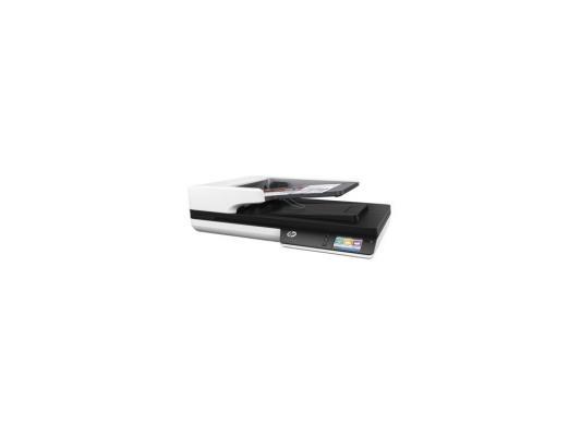 Сканер HP ScanJet Pro 4500 fn1 L2749A A4 планшетный CIS 1200x1200dpi USB
