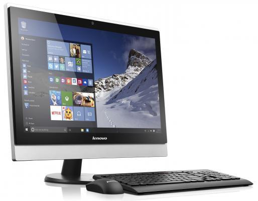 "Моноблок 23"" Lenovo IdeaCentre S500z 1920 x 1080 Intel Core i3-6100U 4Gb 500Gb Intel HD Graphics 520 64 Мб Windows 7 Professional + Windows 10 Professional черный 10K3002DRU 10K3002DRU"